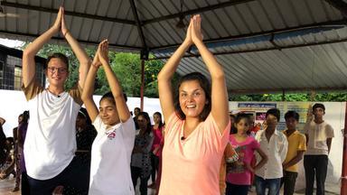 Das Erste Mal ... Asien! - Das Erste Mal ...! Asien: Louisa Und Philipp In Indien, Teil 2