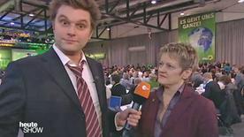 Lutz van der Horst und Renate Künast