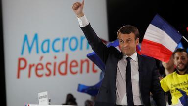 Auslandsjournal - Emmanuel Macron - Vom Wunderkind Zum Präsidenten