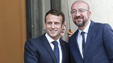 Charles Michel - Macrons Mann in Brüssel?
