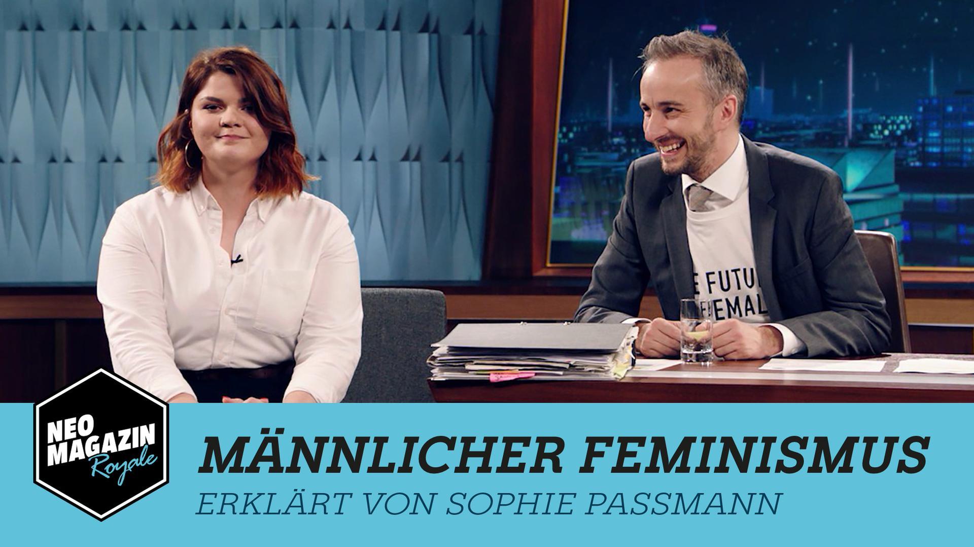 Neo Magazin Royale Mit Jan Böhmermann Zdfmediathek