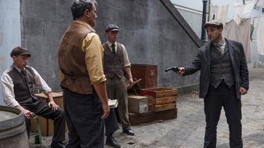 Zdfinfo - Mafia - Die Paten Von Chicago: Al Capones Erster Mord
