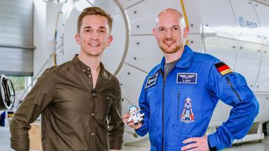 Pur+ - Das Entdeckermagazin Mit Eric Mayer - Pur+ Mission Raumfahrt