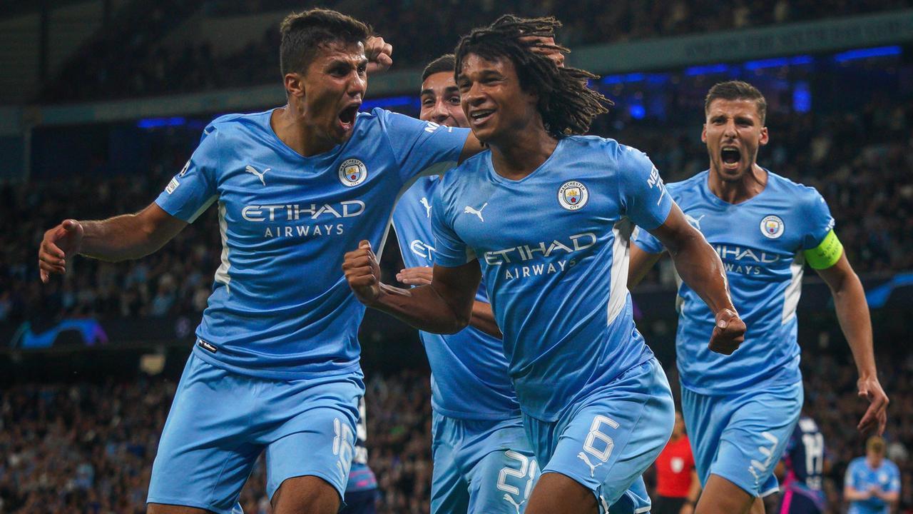 Manchester City - RB Leipzig 6:3 | Highlights - sportstudio