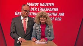 Macht mit der SPD Schluss: Mandy Hausten (r.)