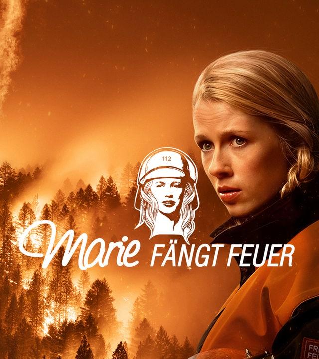 Marie fängt Feuer