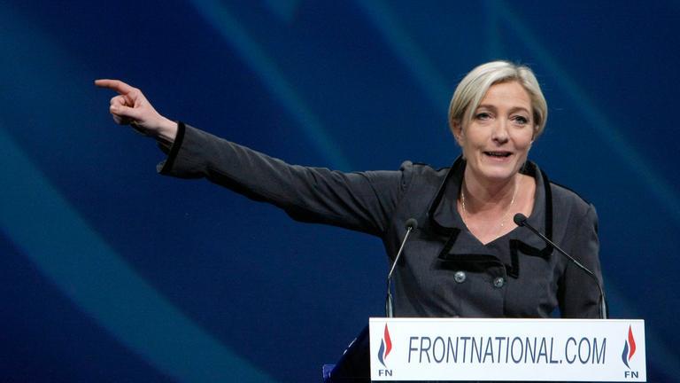 Marine Le Pen 2011
