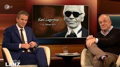 Markus Lanz - Markus Lanz Vom 18. Dezember 2019