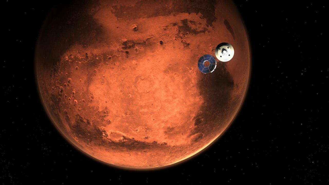 Nars-Rovers Perseverance: Leben auf dem Mars? - ZDFheute