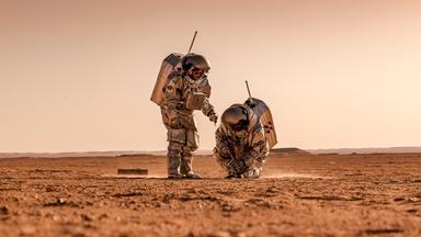 Terra X Dokumentationen Und Kurzclips - Der Mars – Rätselhafte Wüstenwelt