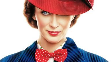 Neu Im Kino - Mary Poppins' Rückkehr