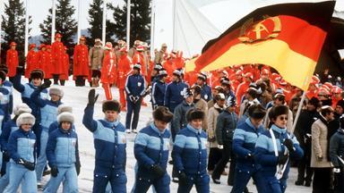 Zdfinfo - Medaillen Um Jeden Preis: Die Partei, Die Stasi, Der Sport