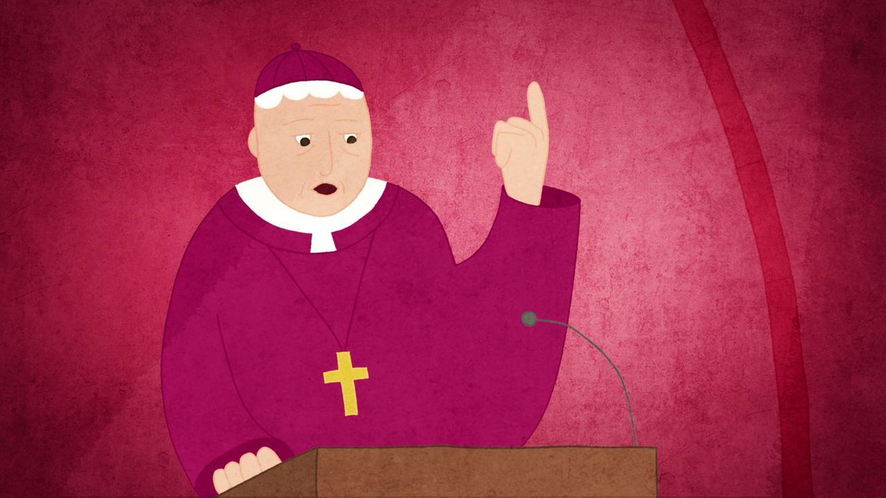 Franziskus Weihnachtsansprache