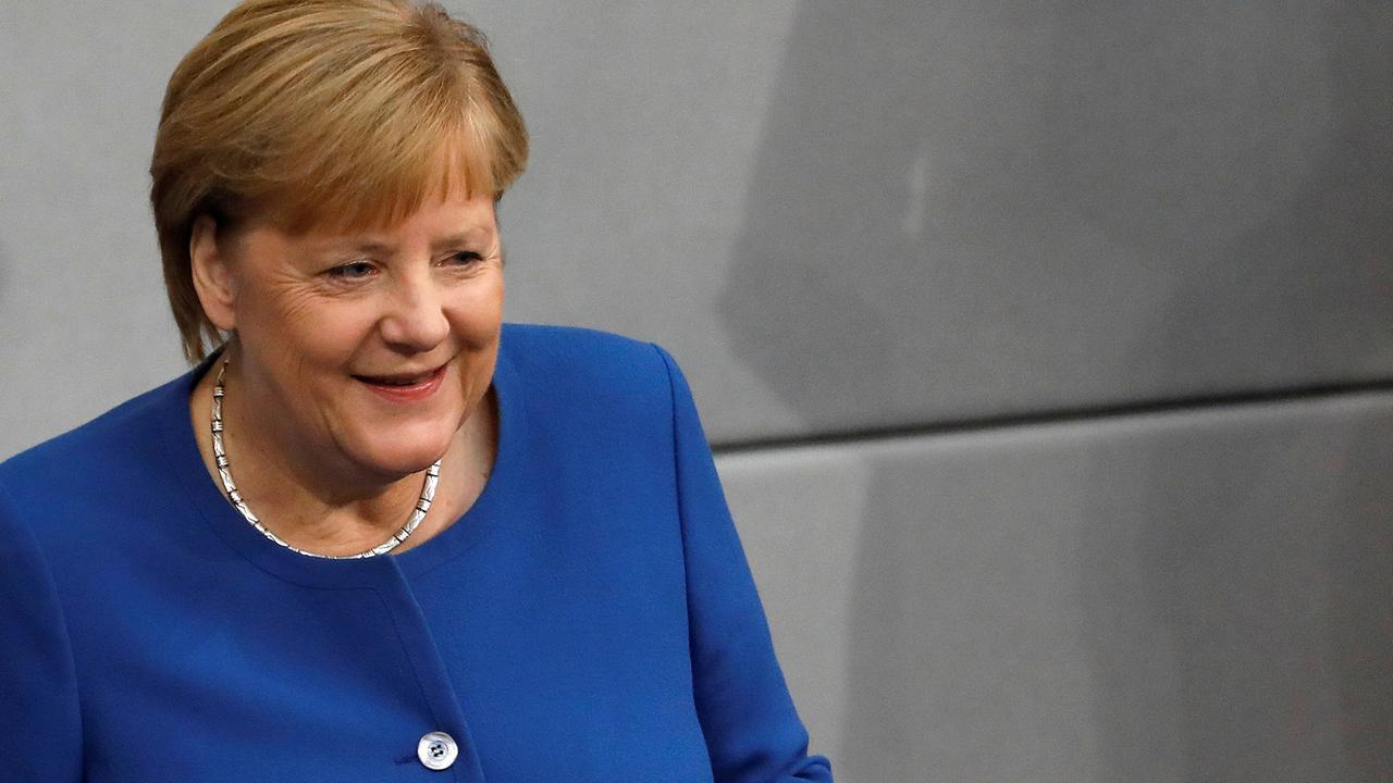 Regierungserklärung Merkel Heute Live