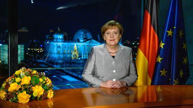 Zdf Spezial - Neujahrsansprache Der Bundeskanzlerin