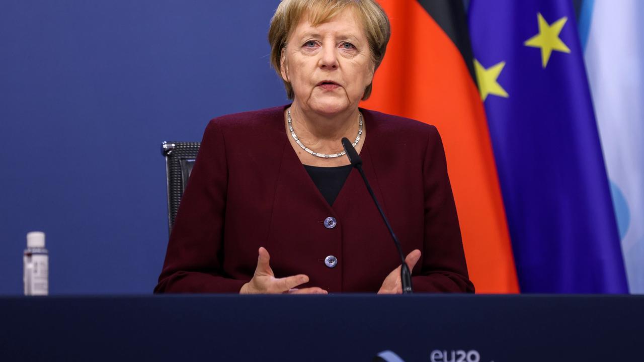 Nachrichten Merkel Heute