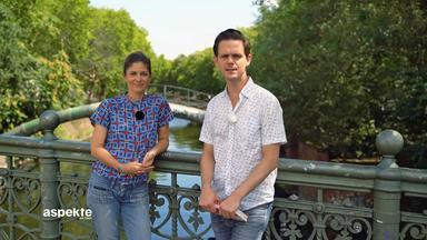 Aspekte - Die Kultursendung Im Zdf - Stadt, Land, Fluss