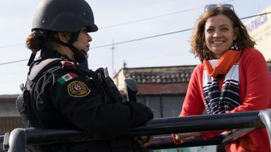 Auslandsjournal - Mexiko - Auf Der Anderen Seite Der Mauer