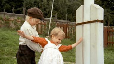 Astrid Lindgren: Pippi, Michel, Lotta Und Co. - Astrid Lindgren: Als Michel Klein-ida An Der Fahnenstange Hochzog