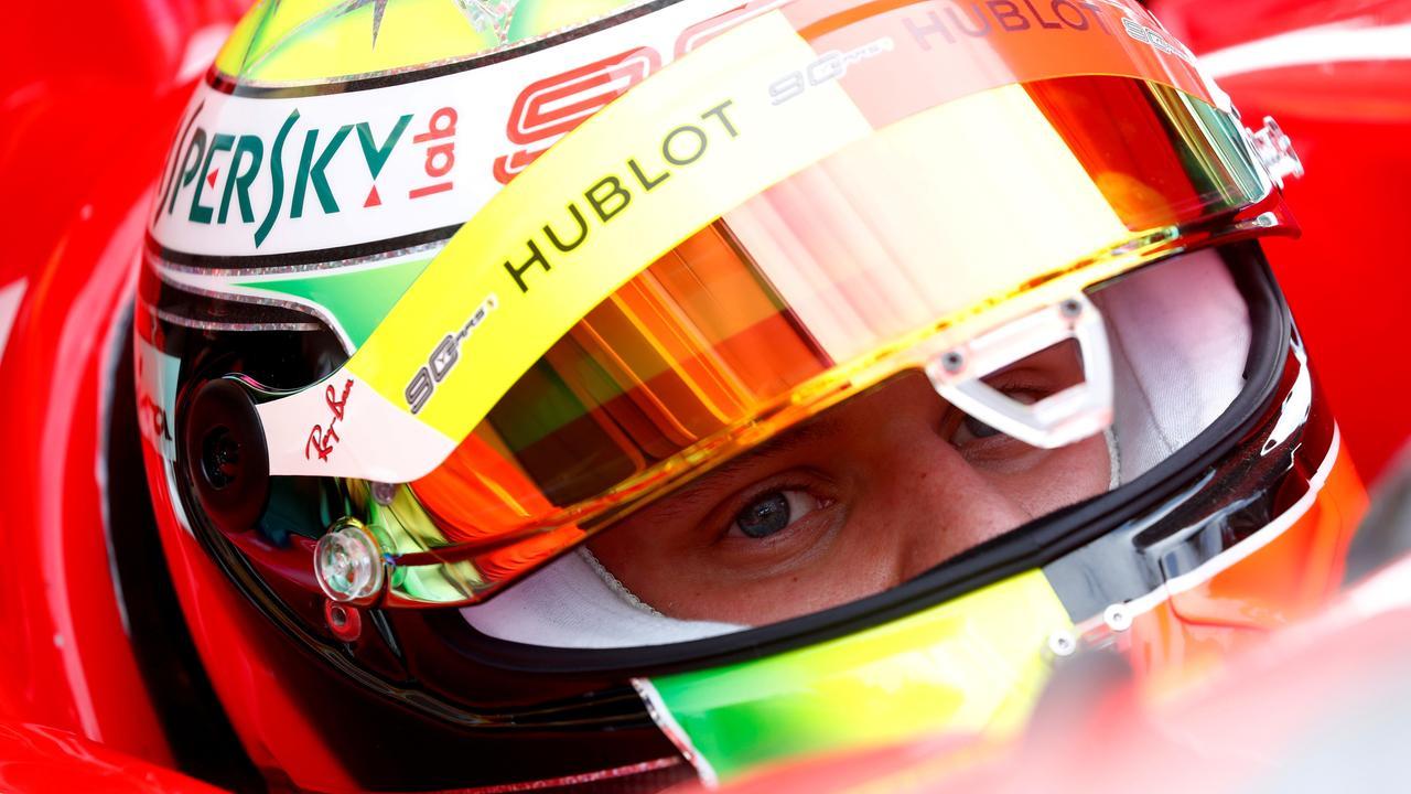 Deutscher Formel 1 Fahrer
