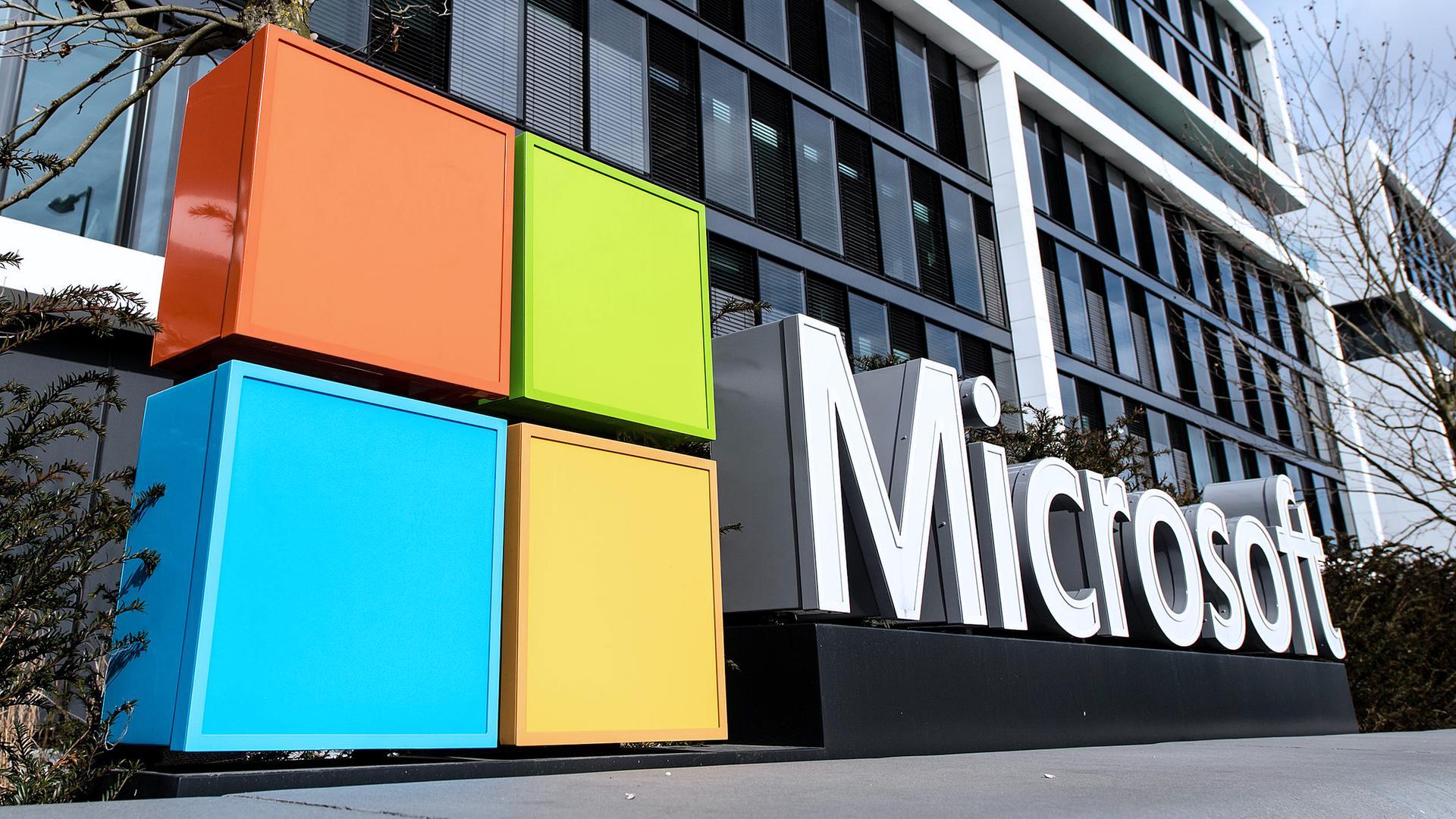 US-Steuerreform verhagelt Microsoft-Bilanz - ZDFmediathek