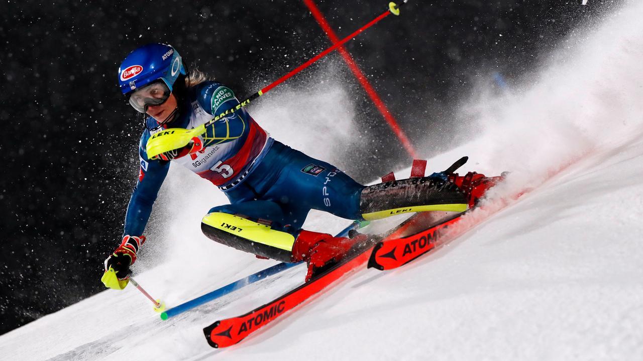 Shiffrin gewinnt Slalom in Flachau