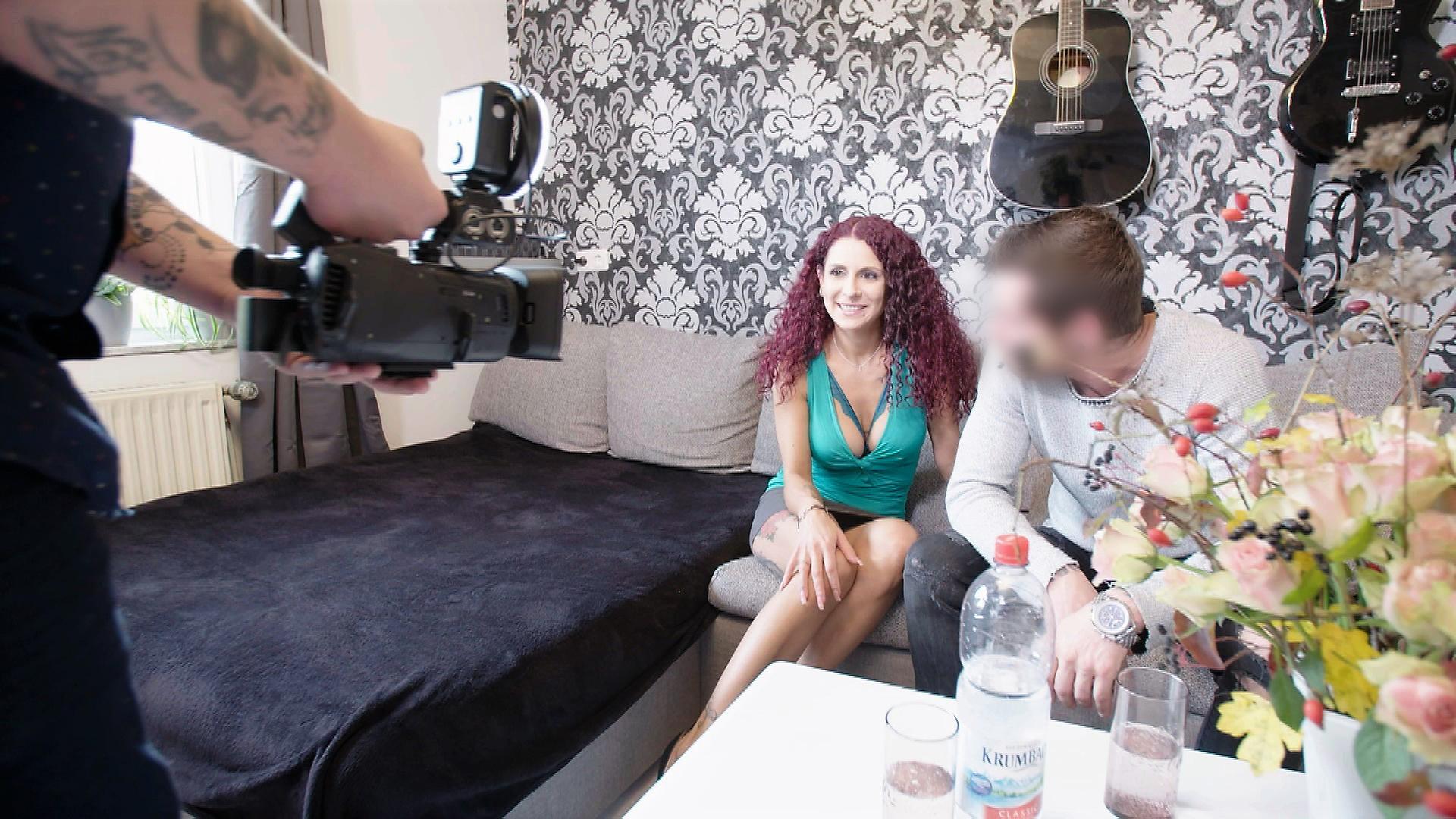 Spirt in Hosen Pornos Orgywettbewerb