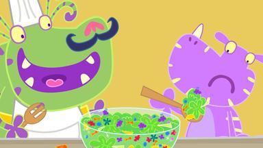 Gut Gebrüllt, Liebe Monster! - Gut Gebrüllt, Liebe Monster: Misch-masch-salat