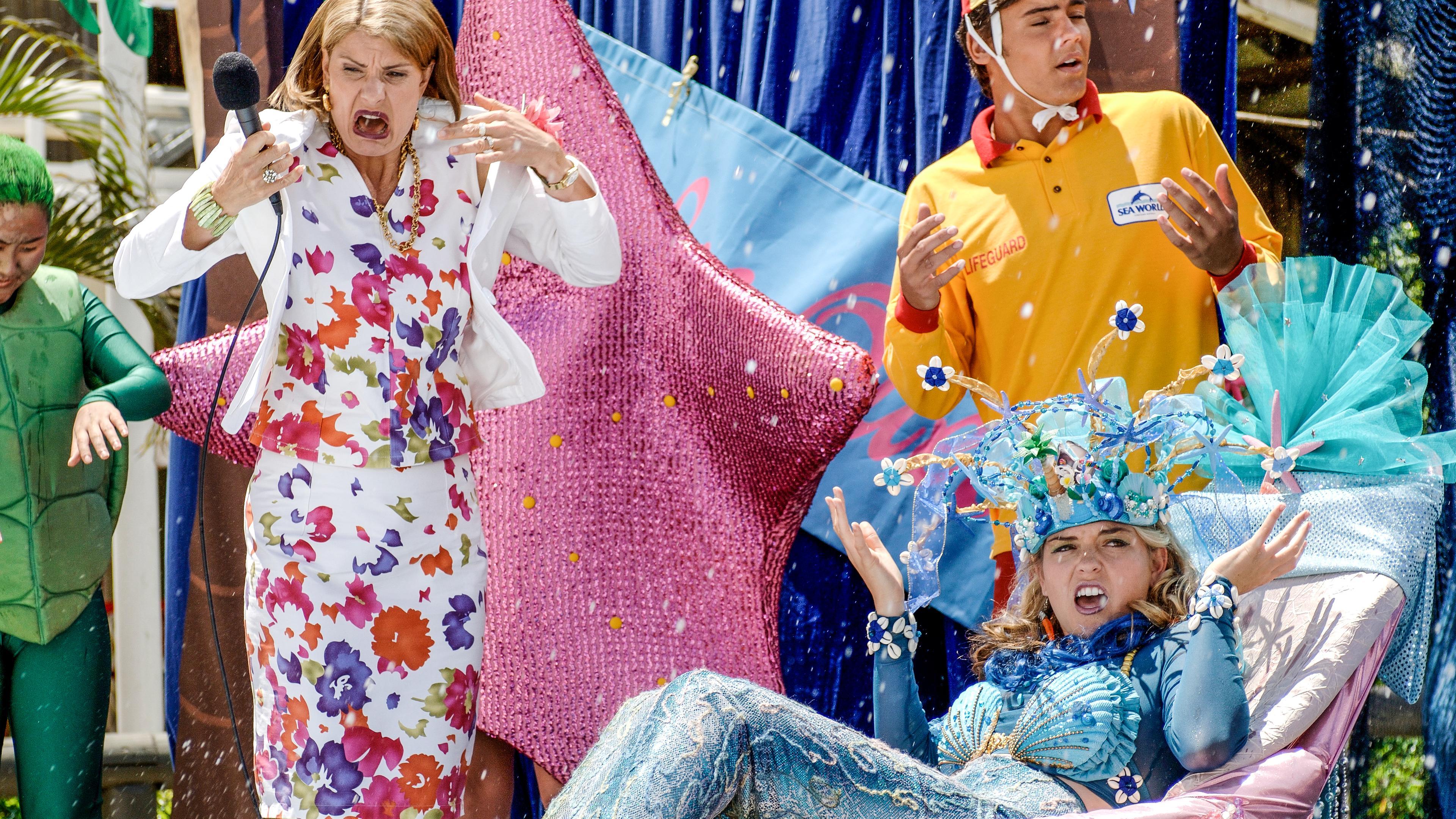 H2o Plotzlich Meerjungfrau Zdftivi
