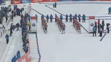 Zdf Sportextra - Biathlon Am 17. Februar, Mixed-staffel