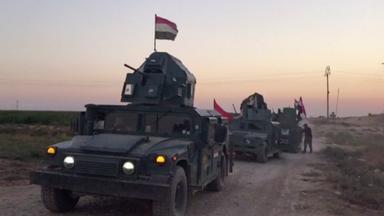 irak rueckt auf kurdisch kontrolliertes gebiet vor