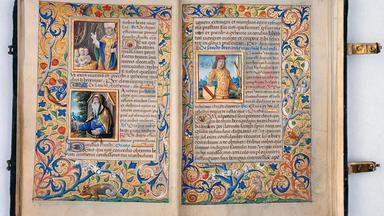 Zdfinfo - Die Welt Des Mittelalters: Von Minnesang Zu Reformation