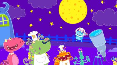 Gut Gebrüllt, Liebe Monster! - Gut Gebrüllt, Liebe Monster: Das Mondmonster