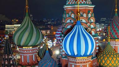 Terra X Dokumentationen Und Kurzclips - Russland Von Oben (1/3)