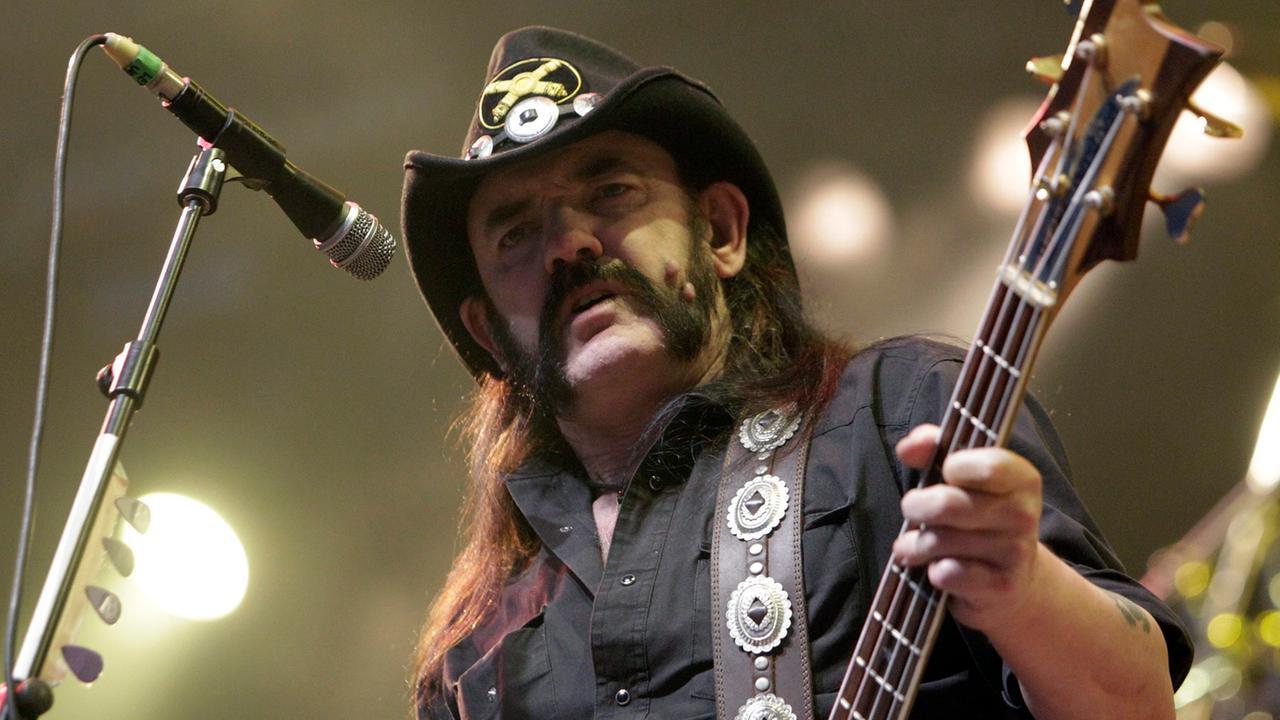 Motörhead - Die Lemmy-Kilmister-Story