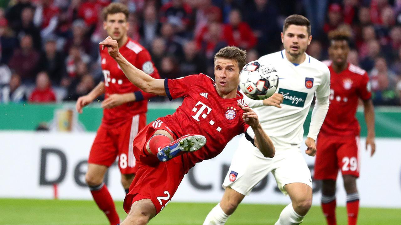 Dfb Pokal Leipzig Bayern