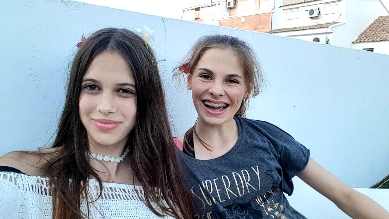 Die Mädchen Wg In Valencia