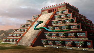 Zdfinfo - Mythen Und Monster: Quetzalcoatl