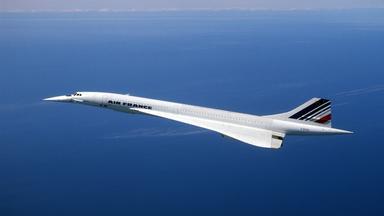 Zdfinfo - Mythos Concorde: Wettlauf Am Himmel