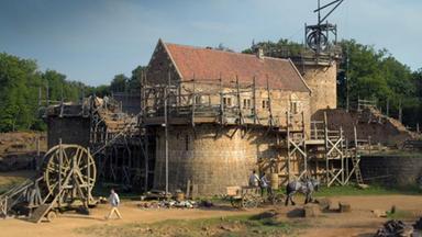 Burgenbau im Mittelalter
