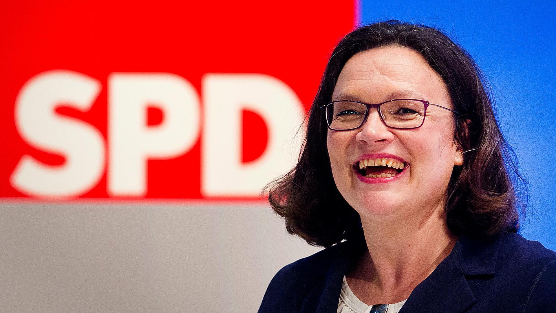Debakel Für Andrea Nahles ZDFmediathek