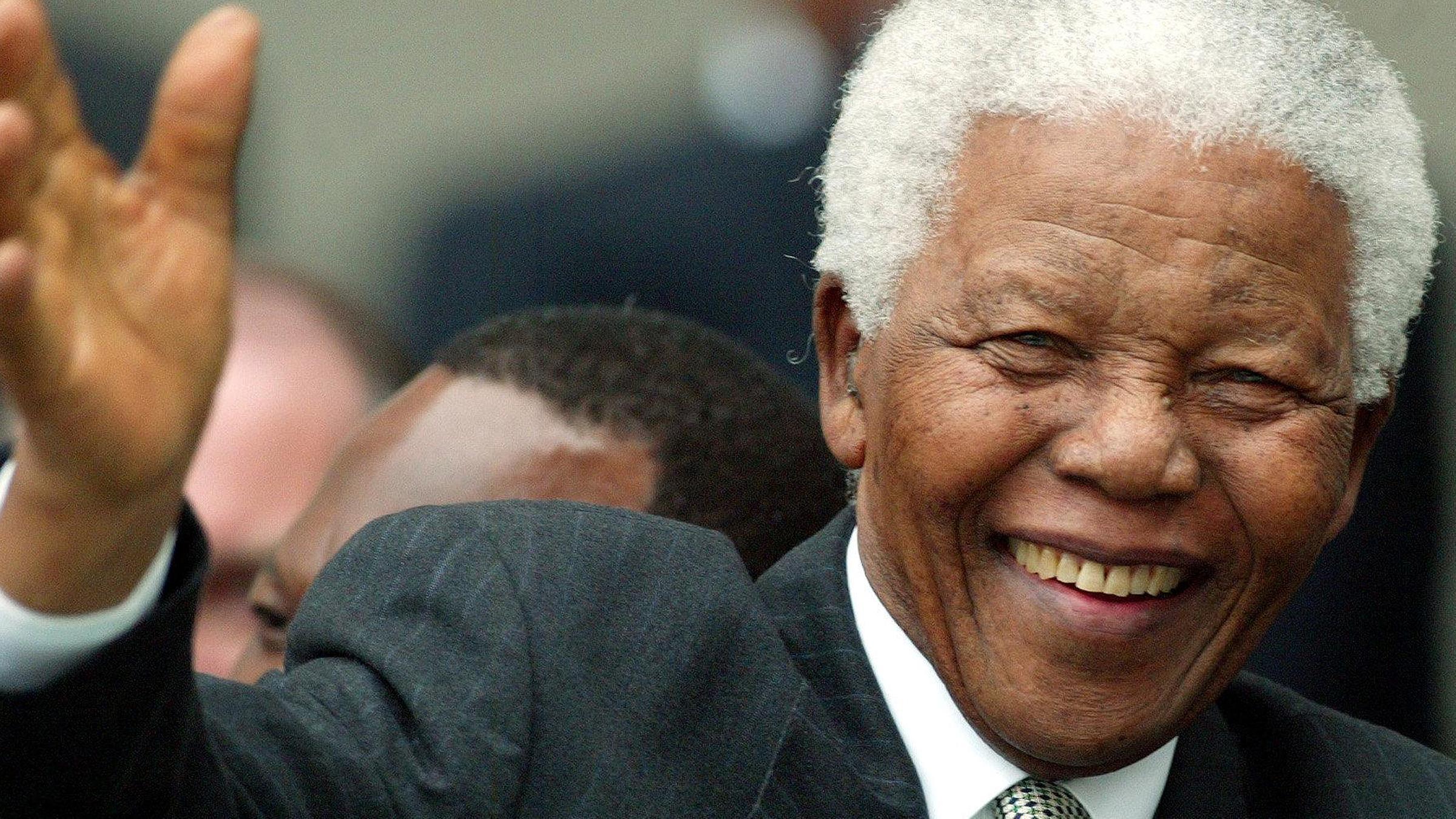 Forscher über Nelson Mandela Wir Sehnen Uns Nach So Einer