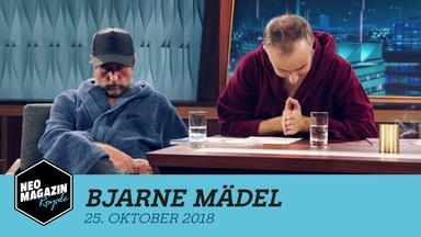 Neo Magazin Royale - Neo Magazin Royale Mit Jan Böhmermann Vom 25. Oktober 2018
