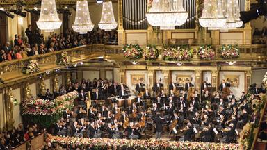 Musik Und Theater - Neujahrskonzert Der Wiener Philharmoniker 2018