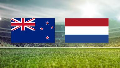 Zdf Sportextra - Fifa Frauen Wm: Neuseeland - Niederlande, Vorrunde Gruppe E