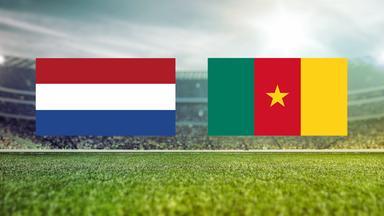 Zdf Sportextra - Fifa Frauen-wm: Niederlande - Kamerun, Vorrunde Gruppe E