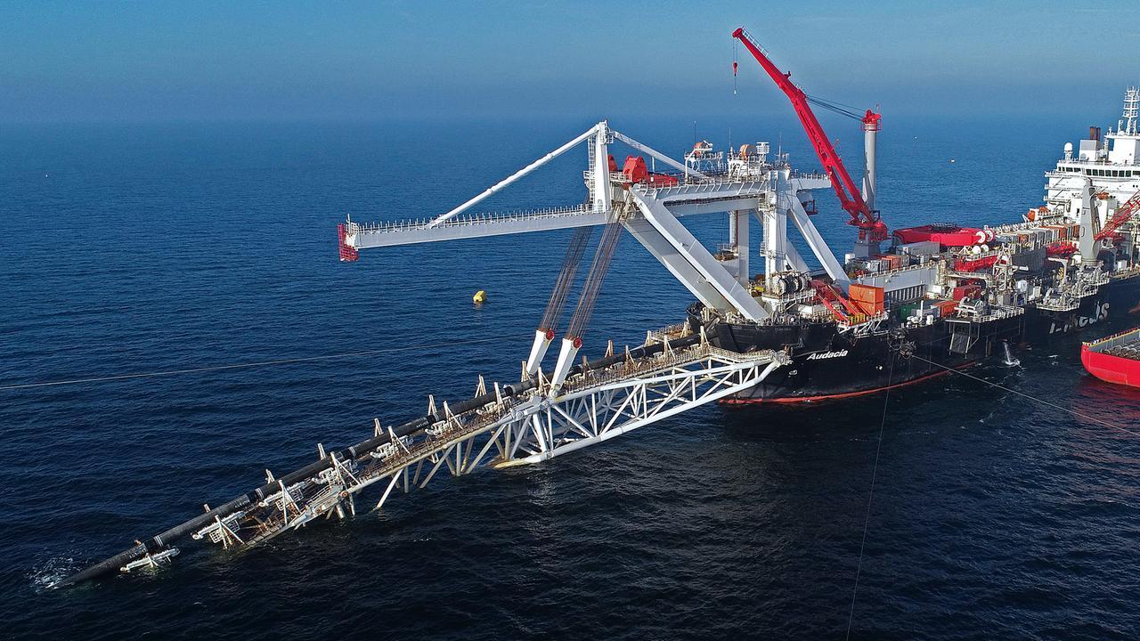 Streit um Nord Stream 2: EU einigt sich auf Kompromiss