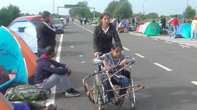 Forum Am Freitag - Nujeens Flucht Im Rollstuhl