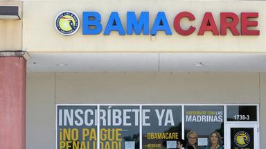 trump vor erneuter niederlage bei gesundheitsreform