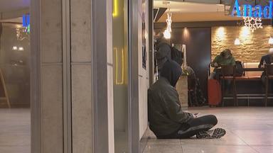 Menschen - Das Magazin - Obdachlos